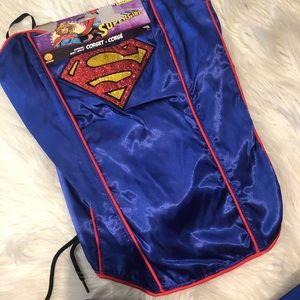 Rubies supergirl corset
